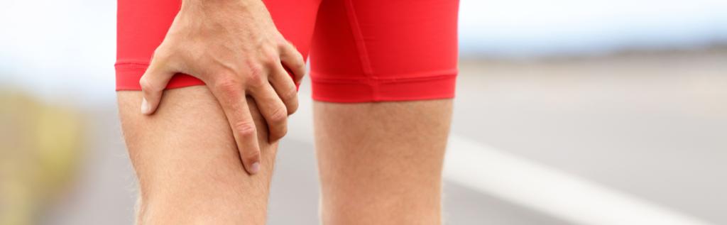 Hamstring blessure, kan goed behandeld worden met Shockwave.